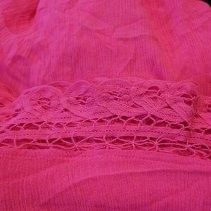 Altar'd State Pants - Altar'd State Hot Pink Romper.  NWOT